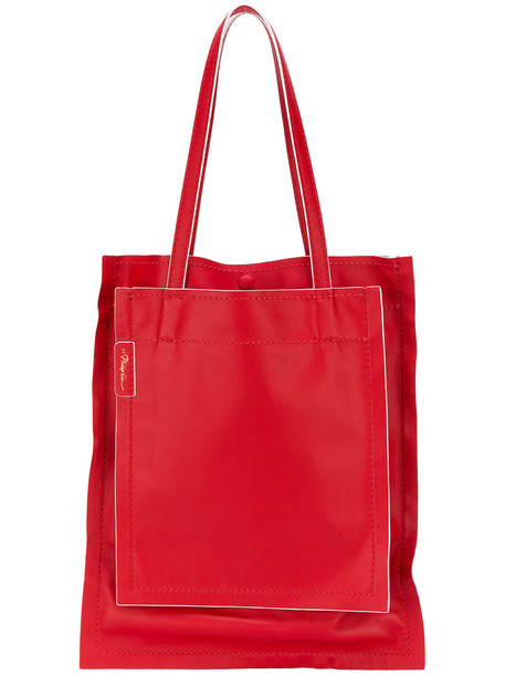 3.1 Phillip Lim women leather red bag
