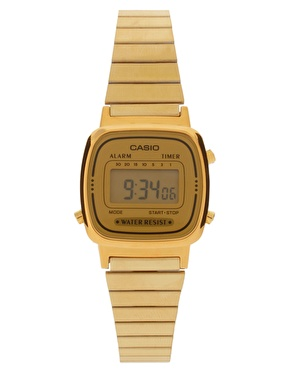 Casio | Casio Mini Digital Watch at ASOS