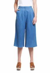 pants,culottes,denim