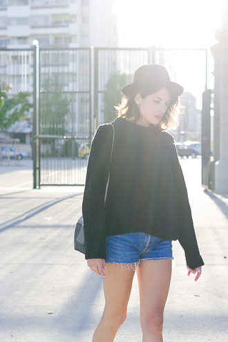 fashion is a playground blogger shorts