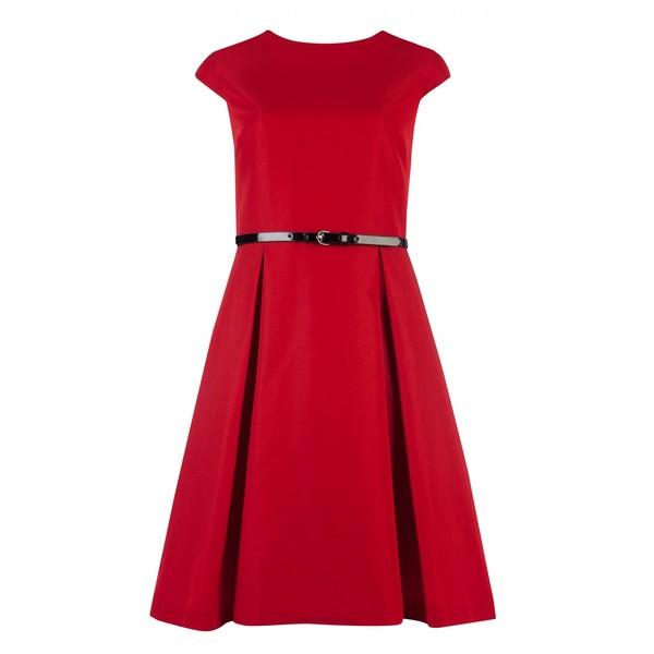 Ted Baker Ted Baker LADI - Full skirt belted dress
