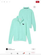 sweater,blue,neon,hoodie,pink,pink by victorias secret,mint,victoria's secret,pullover