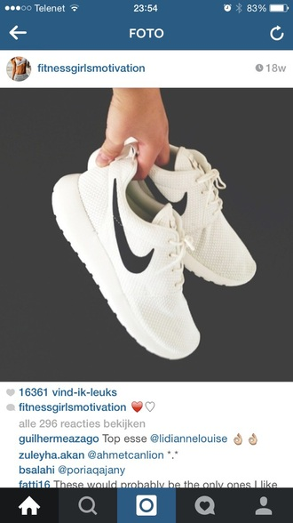 shoes white white shoes white nikes nikeshoes nike running shoes nike air nike roshe run nike shoes nike trainers nike fitness workout shoes workout