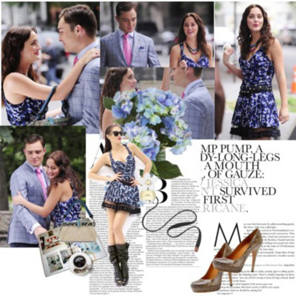 gossip girl blair waldorf gossip girl blair dress celebrities