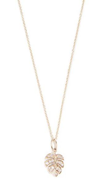 sydney evan necklace gold jewels