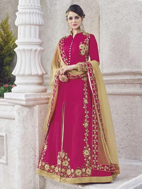 dress designer suits ethnic wear women clothing anarkali salwar kameez