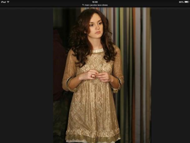 dress marc jacobs dita dress