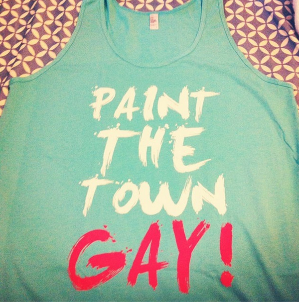 lgbt gay pride lgbt lgbt pride 2014 gays queer queers apparel tank top homosexual