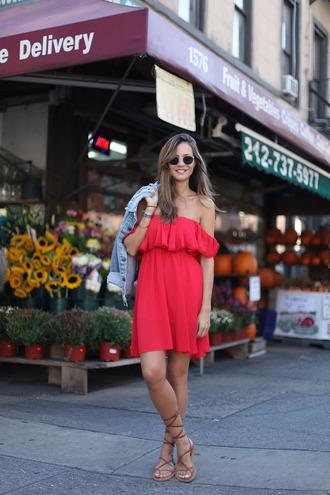 lady addict blogger dress shoes jacket sunglasses