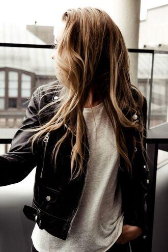 jacket asos leather jacket black jacket black leather jacket perfecto