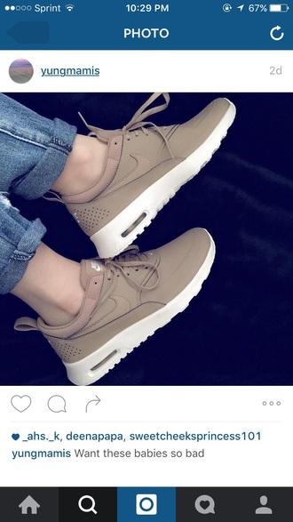 shoes nude nike shoes