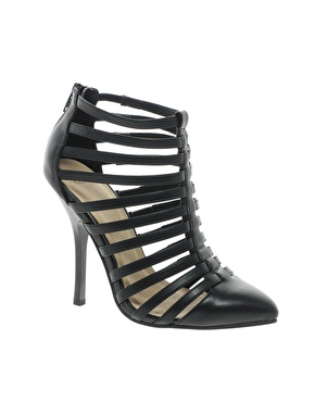 ASOS | ASOS TATUM Gladiator Pointed Shoe Boots at ASOS