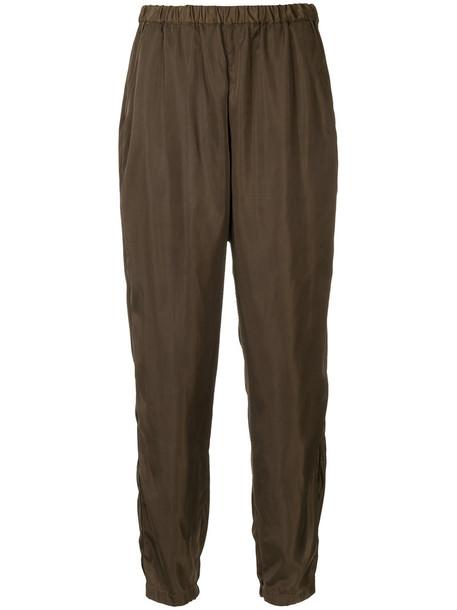 Cityshop loose women fit brown pants