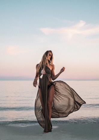 lisa olsson blogger dress top jewels