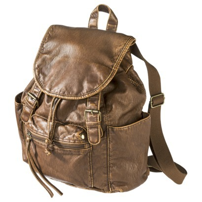 Mossimo Supply Co. Backpack Handbag - Brown : Target