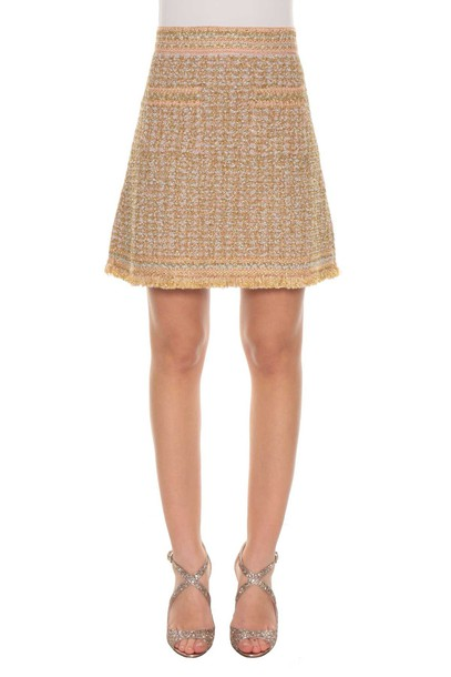 M Missoni skirt knitted skirt