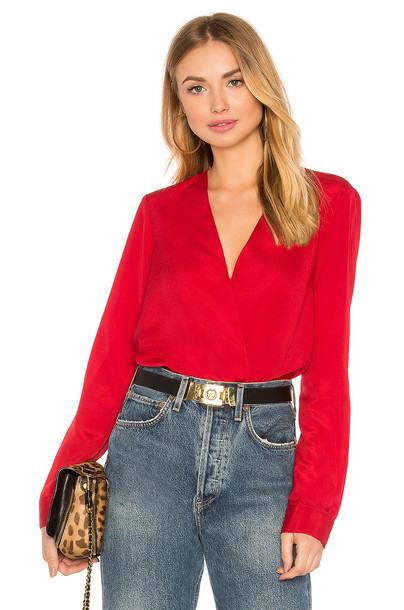 BCBGeneration shirt top red