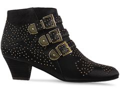 Jeffrey campbell starburst in black at solestruck.com
