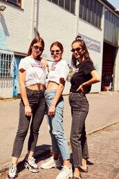 top,levi's,levis t-shirt,t-shirt,jeans,sneakers,denim