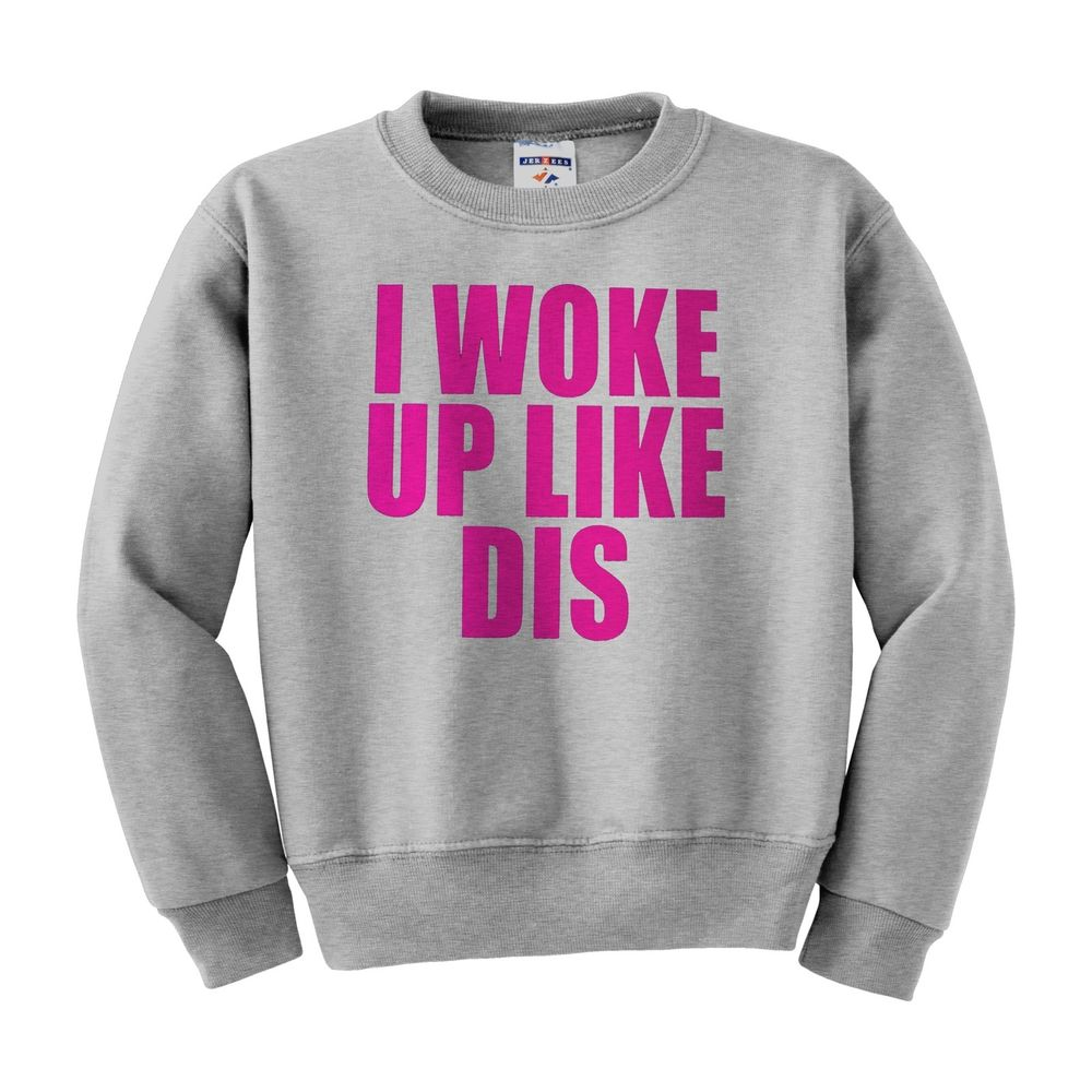 I Woke Up Like Dis Beyonce Knowles Carter Dope Sweatshirt Drunk in Love New  | eBay