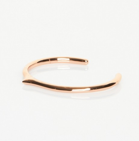 Jennifer Fisher Peak Cuff In Rose Gold | The Dreslyn