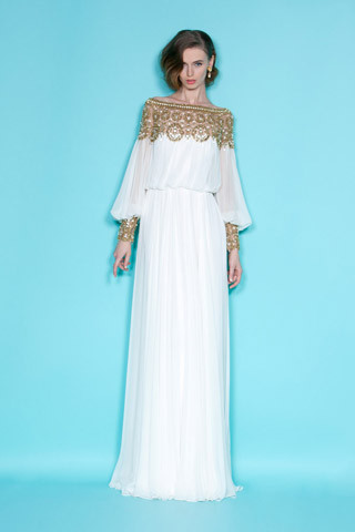 Marchesa Resort '12 | Pretty Well Dressed