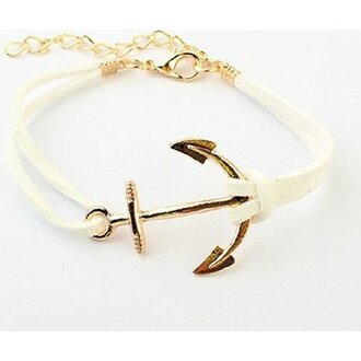 jewels anchor bracelet anchor sailor