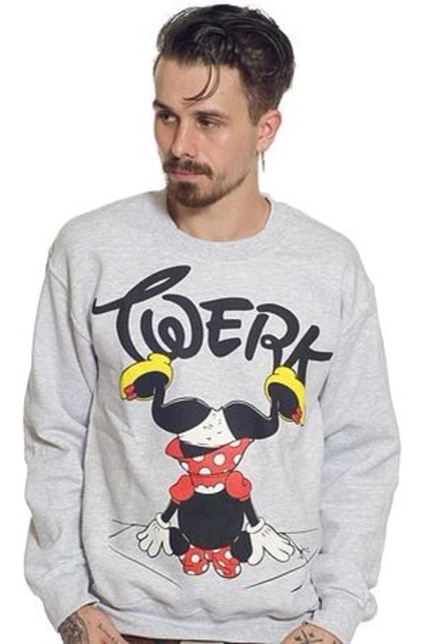 Disney Grey Sweater - Shop for Disney Grey Sweater on Wheretoget