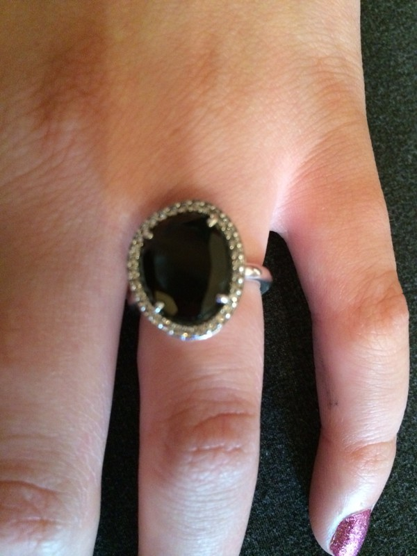 jewels sparkly ring ring ring black ring bling ring big rig black and gold
