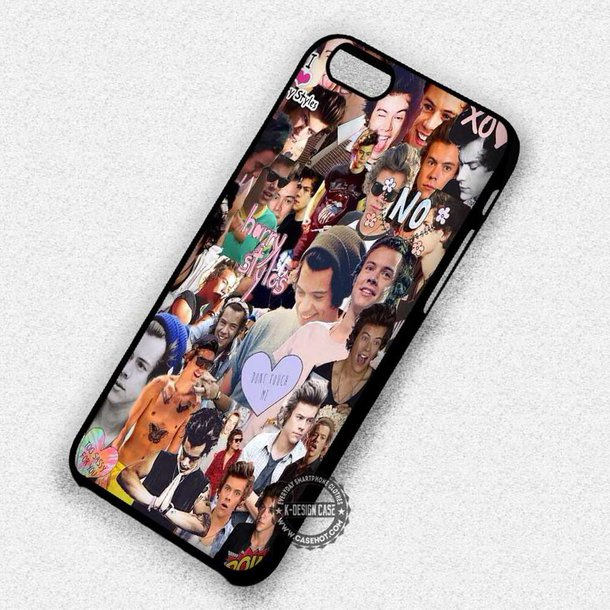 phone cover, music, one direction, harry styles, iphone cover ...