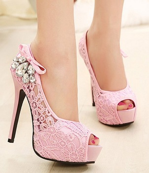 Aliexpress.com : Buy female sexy high thin heels platform pumps fashion girls candy colors party shoes woman 2014 ladies spring autumn SCX06003 from Reliable shoes womens suppliers on David Wu's fashion store