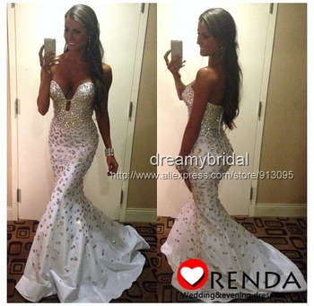 Aliexpress.com : buy 2014 special occasion dress women sexy fashion vestido de gala black short sleeves open back sequin mermaid formal evening dress from reliable dress paypal suppliers on suzhou dreamybridal co.,ltd
