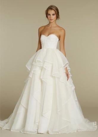 dress wedding dress deb dress ivory