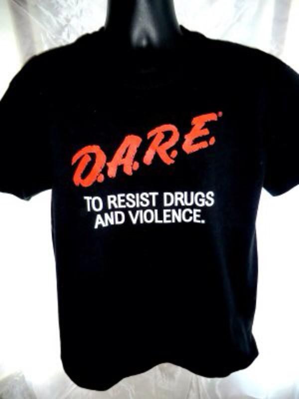 dare violence t-shirt shirt