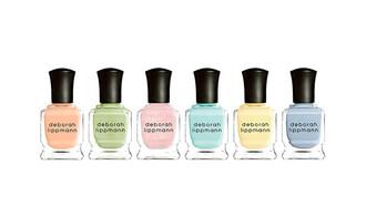 nail polish deborah lippmann pastel pastel nails