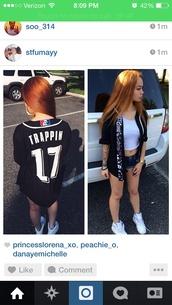 black,jersey,trappin,baseball jersey