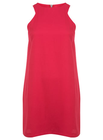 Petites Cutaway Shift Dress - View All  - Petites  - Miss Selfridge