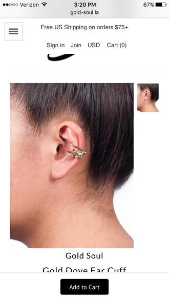 jewels ear earrings ear cuff