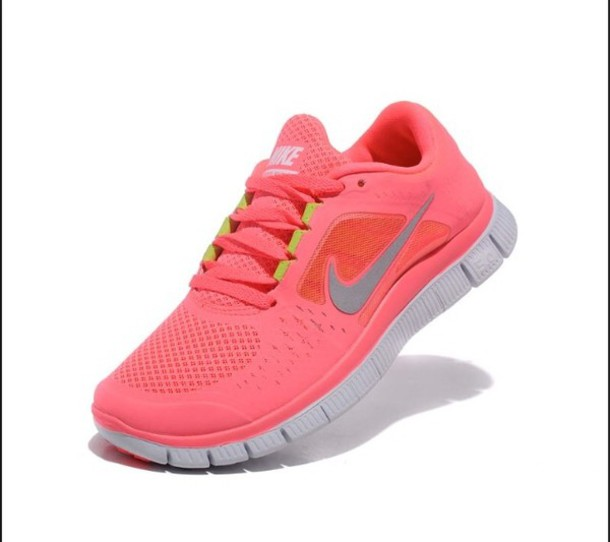 Creative  Nike  Nike Flx Experience Rn 3 Msl Neon Pink Casual Shoes  Women