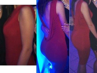 dress red dress backless backless dress backless prom dress bodycon dress sleeveless sleeveless dress high neck new years outfit new year dresses knee length dress cowl back red prom dress boat neck party dress tight