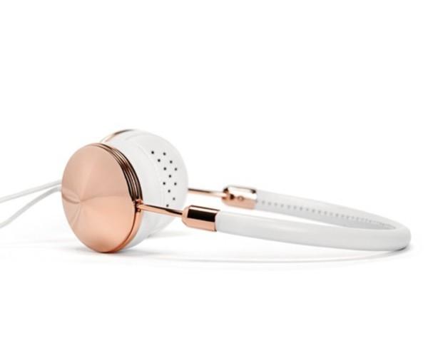 rose gold headphones