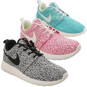 Nike wmns roshe run rosherun splatter pack womens nsw running shoes 3 select 1 at preciolandia united kingdom