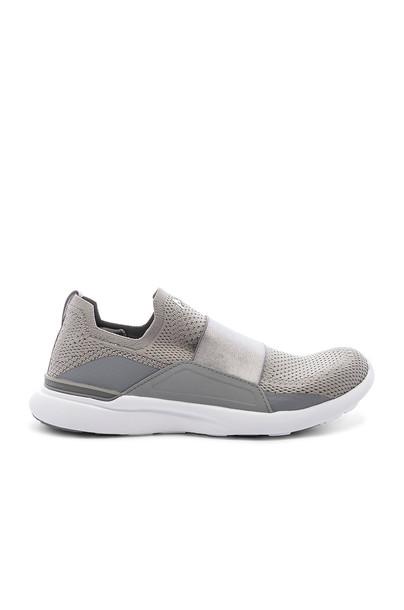 APL: Athletic Propulsion Labs Techloom Bliss Sneaker in gray