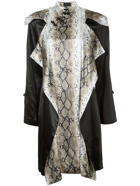 G.V.G.V. dress women layered black