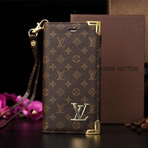 buy popular 48554 c2095 Best Designer iPhone 7 Wallet Case UK Men Brown