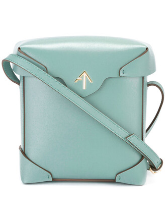 mini women bag crossbody bag leather green