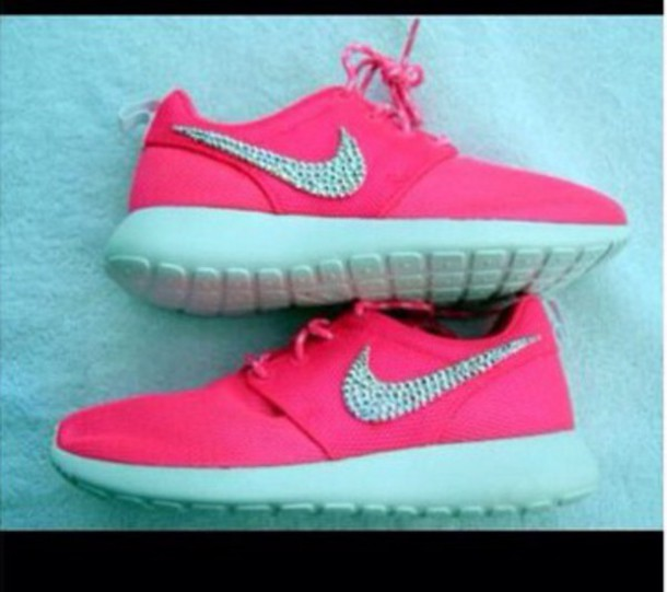 Creative Neon Pink Nike Shoes For Women Nike Air Max Neon Pink
