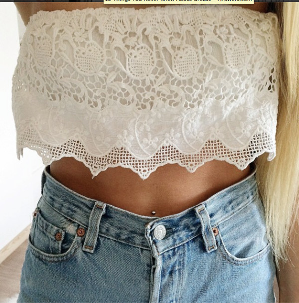 top stomach clothes