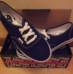 Womens Grey Vans Shoes