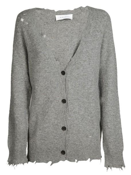 Iro cardigan cardigan grey sweater